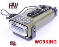 AIRSOFT MS2000 WORKING FUNCTIONAL HELMET LIGHT DISTRESS MARKER UK