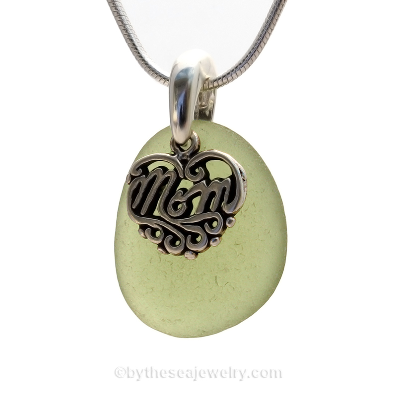 genuine-sea-glass-jewerly-peridot-green-necklace-with-mom-charm.jpg