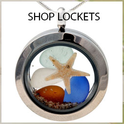 Shop Sea Glass Lockets