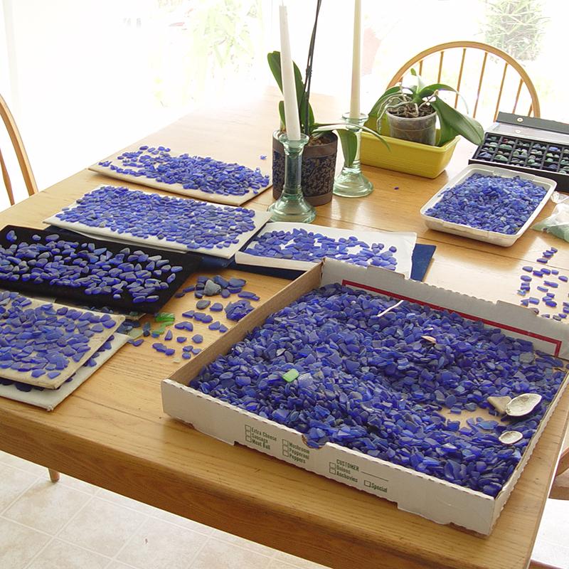 sorting-blue-sea-glass-for-earrings-swatch.jpg