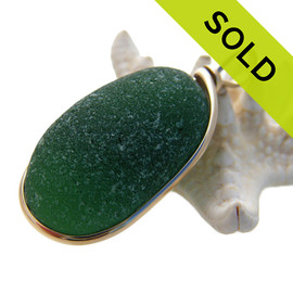 Sorry this Sea Glass Pendant has been SOLD!