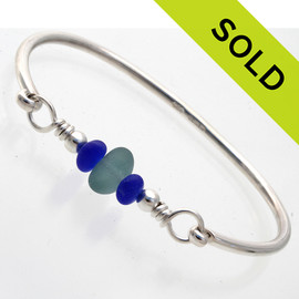 SOLD - Sorry This Custom Sea Glass Jewelry is NOT AVAILABLE!