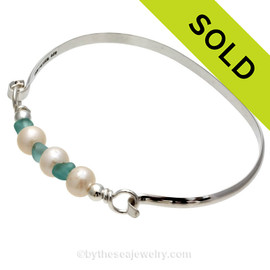 Sorry this Sea Glass Bracelet has been SOLD