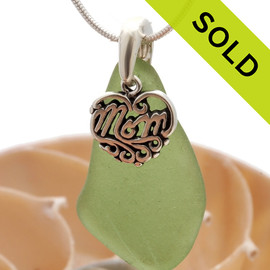 SOLD - Sorry this Sea Glass Necklace is NO LONGER AVAILABLE!
