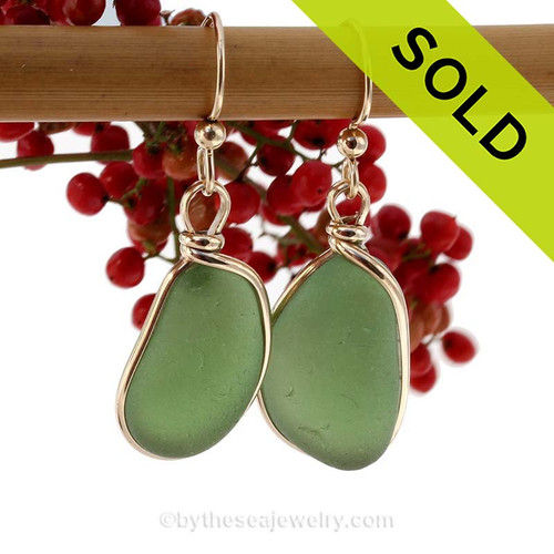 This Custom Sea Glass Jewelry piece is NOT Available.