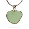 Genuine sea glass hearts are a RARE phenomena and cherished among sea glass lovers!