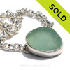 SOLD - Sorry this Limited Edition Sea Glass Jewelry selection is NO LONGER AVAILABLE!!