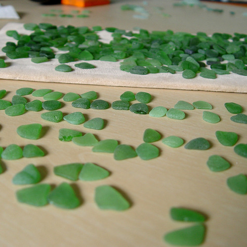 We sort through 1000's of pieces of Genuine UNALTERED Sea Glass to bring you the finest Sea Glass Earrings on the market.
