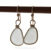 Simple, elegant and timeless earrings for any beach lover!