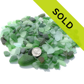 Sorry this bulk lot of sea glass has SOLD!