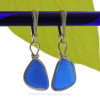 A great color of sea glass for any time of year!