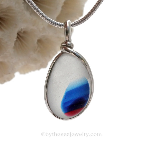 This is the EXACT mini Seaham Sea Glass Pendant you will receive!