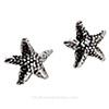 Sterling Starfish Stud Earrings (+ $20)