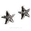 Sterling Starfish Stud Earrings (+ $20)