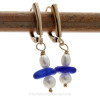 SOLD - Sorry these Rare Genuine Sea Glass Earrings are NO LONGER AVAILABLE!