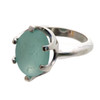 SOLD - Sorry this Rare Sea Glass Ring is NO LONGER AVAILABLE!
