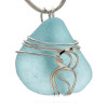 This is the EXACT Sea Glass Pendant you will receive