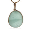 A stunning piece of Sea Glass Jewelry that is bound to make a statement.