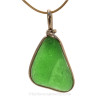 A great year round piece of jewelry for any sea glass lover.