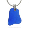 Remember all of our sea glass is natural and shape only by tide and time. This is the EXACT Sea Glass Necklace you will receive!