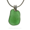 Remember all of our sea glass is natural and shaped only by tide and time. SOLD - Sorry this Sea Glass Necklace is NO LONGER AVAILABLE!!!