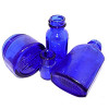 Many pieces of sea glass of this color are from commercial products from the early 20ths century. Products like Phillips Milk of Magnesia, Bromo Seltzer, Noxzema and Vicks Vapor rub all came in a saturated deep cobalt bottle or jar.   A LARGE Piece) see product details for full measurements.