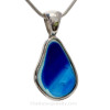 This is the EXACT piece of sea glass pendant that you will receive!