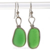 These are the EXACT pair of Sea Glass earrings that you will receive!