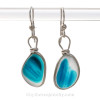 Some of the Rarest sea glass earrings in the world!