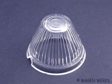 Turn Signal Lens - Bug 1955 to 1957 - Clear LB