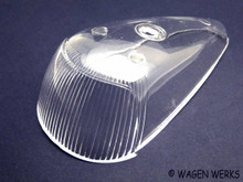Turn Signal Lens - Bug 1964 to 1967 - Clear  LB