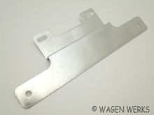 License Plate Bracket - Bug 1958 to 1963 Rear