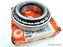 Wheel Bearing  - Type 2 1964 to 1979 - Inner