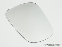 Mirror VWOA Replacement Glass - Elephant Ear Mirrors to 1967
