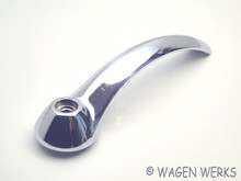 Cargo Door Handle - Inner Chrome - Type 2 1961 to 1967