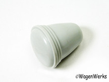 Wiper Switch Knob - Type 2 1955 to 1965 - Silver Beige (Grey)