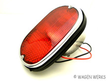Tail Light - Type 2 1962 to 1971 - Complete