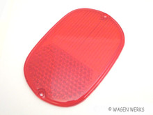 Tail Light Lens - Type 2 1962 to 1971