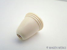 Headlight Switch Knob - Type 2 1955 to 1967 - Ivory