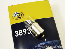 Side Marker Base Bulb - Type 2 1970 to 1979 - Rear