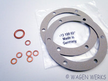 Oil Change Gasket Kit - 1200cc to 1600cc - Germany