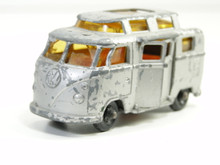 Matchbox - VW Bus - Volkswagen Camper No 34 by Lesney
