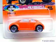 Matchbox - VW Concept - Orange - 1998