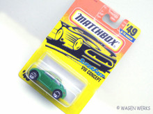 Matchbox - VW Concept - Green - SuperFast 1997