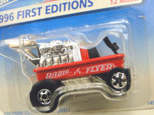 Hot Wheels - Radio Flyer Wagon #9 of 12 First Editions - 1996