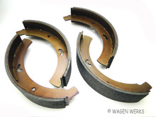 Brake Shoe Set - Front Type 2 1955 to 1963