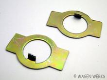 Lock Plates - Front Wheel Type 2 1964 to 1967