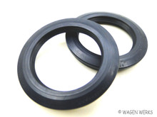 Wheel Bearing Seals - Drum Brakes Bug 1968 to 1979
