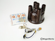 Distributor 36hp Points & Cap NOS Bosch / VW