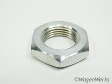 Lock Nut - Front Drum - Fits Bug & Karmann Ghia to 1965 Left side